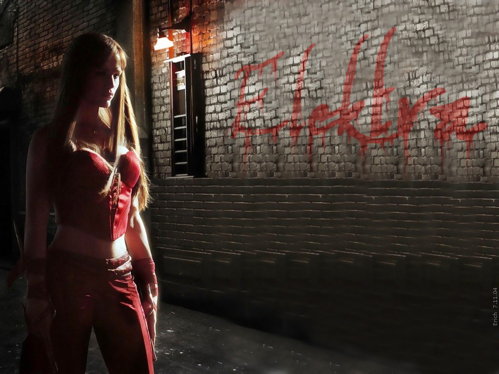 Superhero Wallpapers-Elektra 5